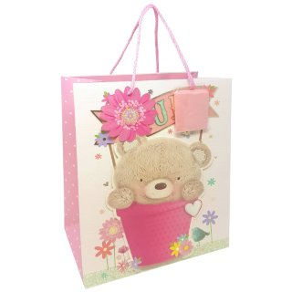 Mother's Day Gift Bag - Millie Bear