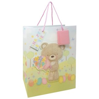 Easter Gift Bag - Millie Bear