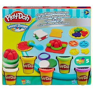 Play-Doh Sweet Shoppe Lunchtime Creations