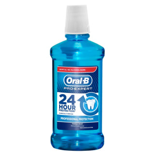 Oral-B Pro-Expert Fresh Mint Mouthwash 500ml