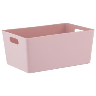 Small Studio Storage Box - Blush