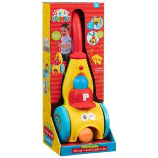 Giggle & Grow Scoop-a-Ball Launcher