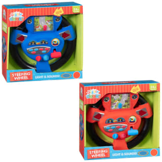 Giggle and Grow Steering Wheel