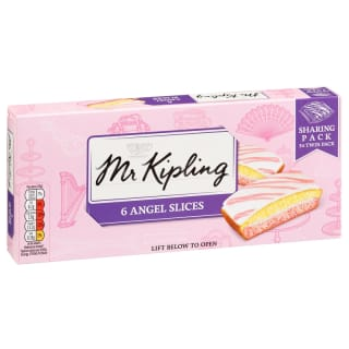 Mr Kipling Angel Slices 6pk