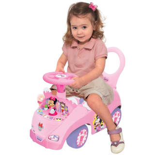Minnie Mouse Bow-tique Ride-On