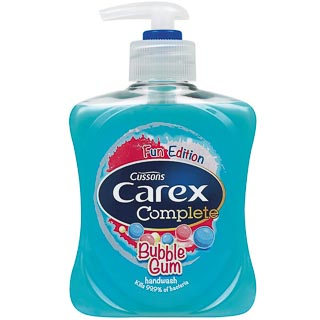 Carex Hand Wash Kids 250ml - Bubble Gum