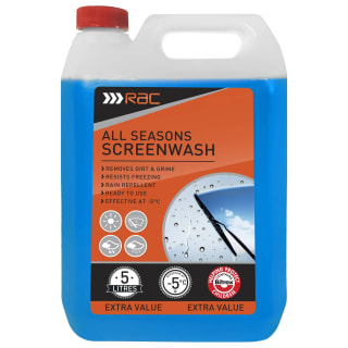 RAC All Seasons Screenwash 5L