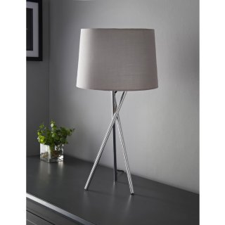 Tripod Table Lamp - Grey