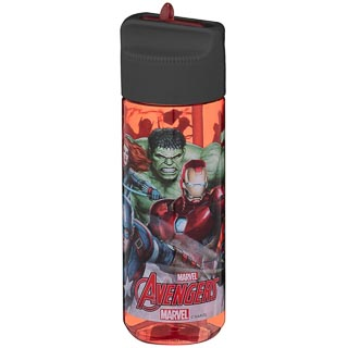 Large Hydro Tritan Bottle 540ml - Marvel Avengers
