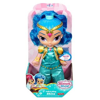 Shimmer & Shine Talking Doll