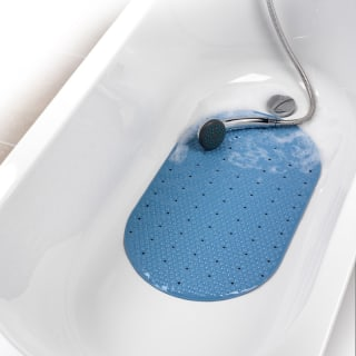 Beldray Coloured Bath Mat - Blue