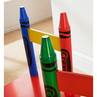 Wondrous Crayola Kids Table Chairs Set 3Pc Kids Furniture Bm Ocoug Best Dining Table And Chair Ideas Images Ocougorg
