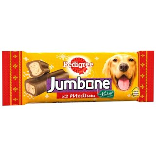 Pedigree Jumbone Medium 2pk - Turkey