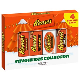 Reese's Chocolate Selection Box 168g