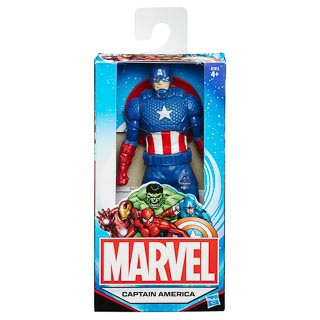 Marvel Action Figure - Captain America
