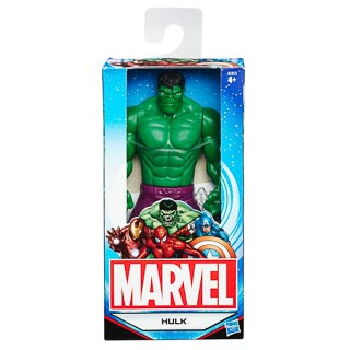 Marvel Action Figure - Hulk
