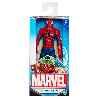 Marvel Action Figure - Spider-Man