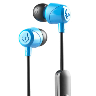 Skullcandy JIB Wireless Earphones - Blue & Black