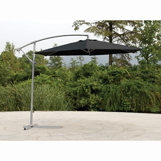 Deluxe Easy Up Parasol 3m