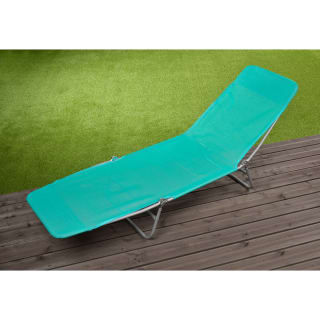 Tropic Garden Folding Relaxer - Green
