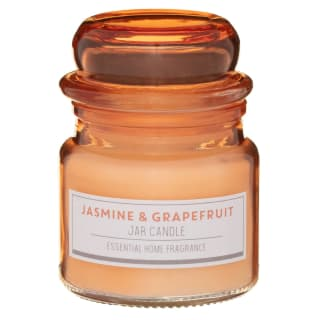 Mini Candle Jars - Jasmine & Grapefruit