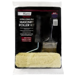 Harris Extra Long Pile Masonry Roller Kit