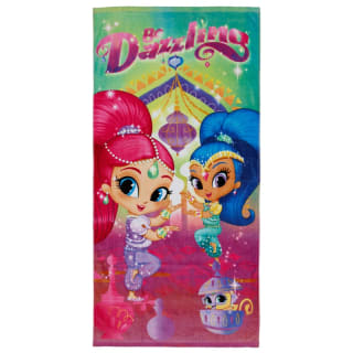 Kids Shimmer & Shine Towel