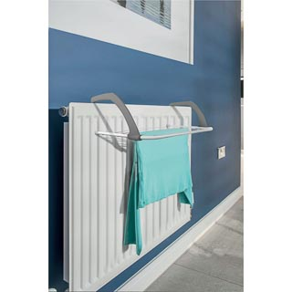 Addis Radiator Airer - Grey