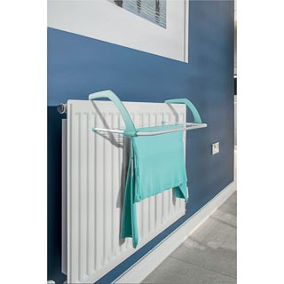 Addis Radiator Airer - Teal