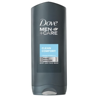 Dove Men Clean Comfort Shower Gel 400ml