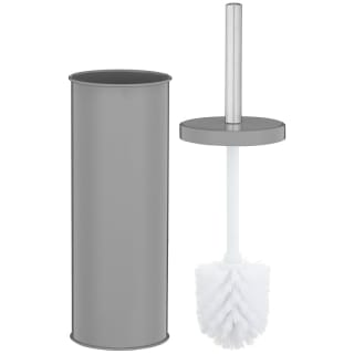 Addis Monochrome Toilet Brush - Grey