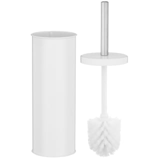 Addis Monochrome Toilet Brush - White