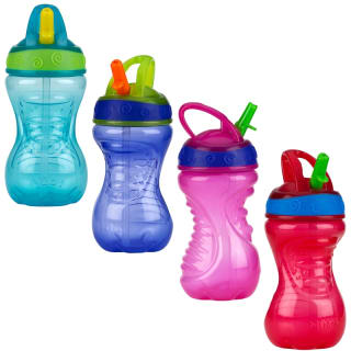 Nuby Hard Spout Free Flow Flip it Cup