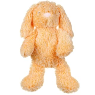 Little Paws & Jaws Cuddle Bunny - Orange