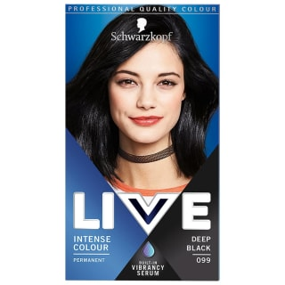 Schwarzkopf Live Colour - Deep Black