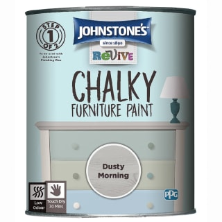 Johnstone's Revive Chalky Furniture Paint - Dusty Morning