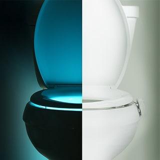 Surprising Illumibowl Motion Activated Toilet Night Light Bathroom Bm Short Links Chair Design For Home Short Linksinfo