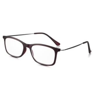 Dark Brown Super Light Reading Glasses