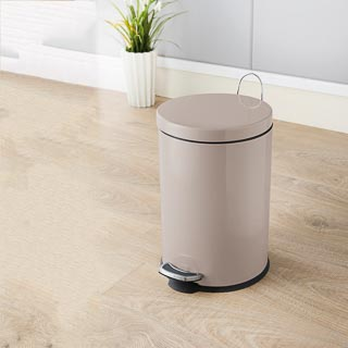 Addis Pedal Bin 12L - Natural