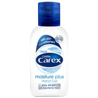 Carex Complete Protection Moisture Plus Hand Gel 50ml