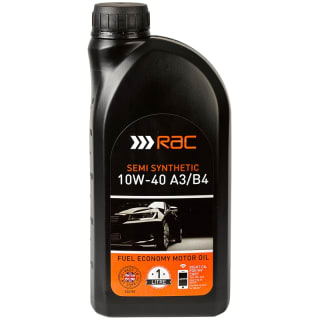 RAC 10W-40 A3/B4 Semi Synthetic Oil 1L