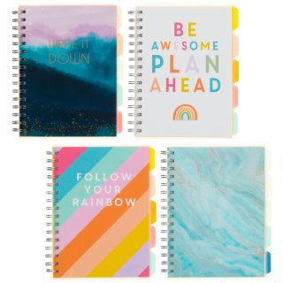 A5 Project Notebook - Be Awesome
