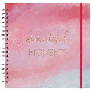 Photo Scrapbook - Beautiful Moments