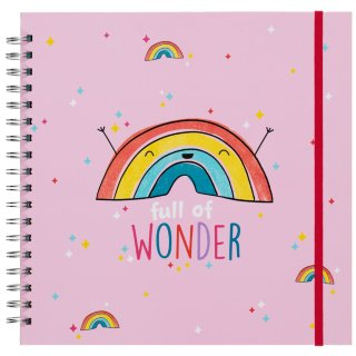 Photo Scrapbook - Full of Wonder