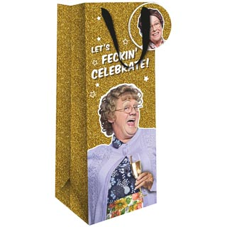 Mrs Brown's Boys Bottle Bag