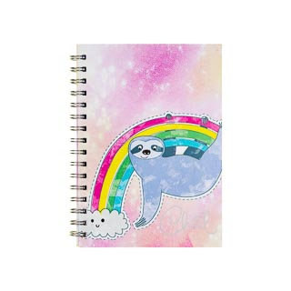 A5 Hardback Notebook - Sloth
