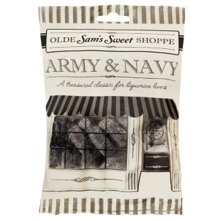 Olde Sam's Sweet Shoppe Army & Navy Sweets 270g