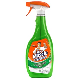 Mr Muscle Advanced Glass & Window Cleaner 750ml