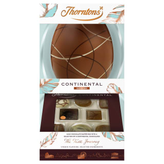 Thorntons Continental Chocolate Egg 256g