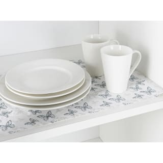 Non-Slip Printed Kitchen Liner - Butterfly